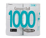 Super Long Toilet Paper (Without Core) Single 4 Pieces and others