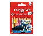 水彩色鉛筆 ステッドラー・ルナ 12色ショートセット 1371001C12