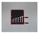 片目片口スパナセット(チタン合金製) 8mm-19mm 7本組等