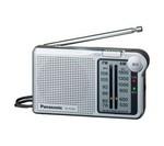 [取扱停止]115×68×28mmFM/AM薄型ラジオ EA763BB-14A