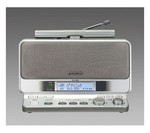 [取扱停止]276×175×150mmFM/AM高感度ラジオ