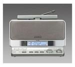 [取扱停止]276×175×150mmFM/AM高感度ラジオ EA763BB-24