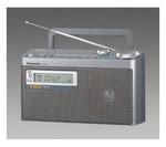 [Discontinued]FM/AM Radio 270 x 152 x 92mm EA763BB-25
