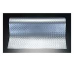 0.915×20m/1.5mm再生樹脂マット(縞鋼板シルバー) EA997RA-8