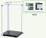 手すり付き体重計[検定付] MS2504