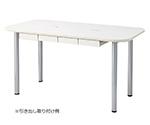 ナーステーブル(天板配線穴有) 1500×900×750mm 1590L-WC
