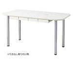 ナーステーブル(天板配線穴有) 2200×900×900mm 2290H-WC