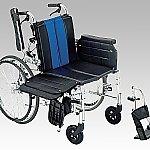 横乗り車椅子