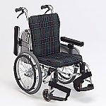 超低床コンパクトセミモジュール車椅子