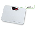 [Discontinued]Weight Scale Large Display BS-116WT