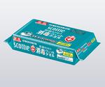消毒ウエットタオル 77423 ボックス詰め替え用 40枚入