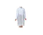 Disposable Lab Coat M 1 Piece and others