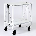 Handy Side Cart White and others