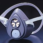 Gas Mask (For Organic Gas) No 3200 M/L Size No.3200