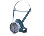 Gas Mask (For Low Concentration 0.1% Or Less) (L) GM77S