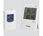 無線温湿度モニター(熱中症警告インジケーター付き) HI-01RF
