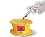 セーフティ・スプラッシュ(廃液凝固剤入廃棄容器) 500mL GS-SPLASH01