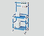 [Discontinued]Cleaner Cart (Antibacterial Vibration ERECTA (R)) Cream Gray and others