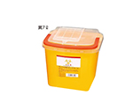 Disposable Needle Box Yellow 7L