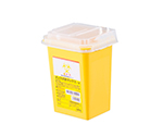 Disposable Needle Box Yellow 1L Box Sale (60 Pieces)