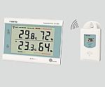 Maximum and minimum Radio Thermo-hygrometer SK-300R