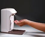 自動手指消毒器 142×143×255mm