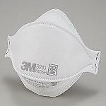 N95 Mask (Folding Type) 20 Pieces Entry 9210 AURA
