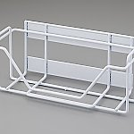 Wire Basket For Disposable Gloves with Magnet 267 x 102 x 110mm