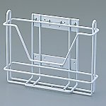 Wire Basket with Magnet for Disposable Apron