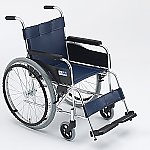 Wheelchair (Self-Propelled/Aluminum/Vinyl Seat) and others