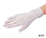 プロシェアプラスチック手袋パウダー付 S
