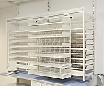 MD調剤台(スライド棚) 1798×1121 スライド棚1800