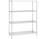 【CHINA】 Stainless Steel Shelf (Including 4 Struts and 4 Shelf Boards) HJ8-5921-1  and others